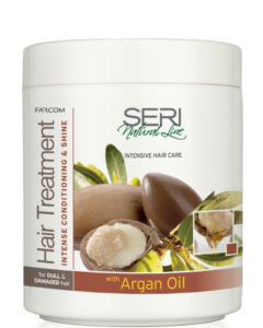 SERI Natural Line Hair Treatment – Intensive Konditionierung & Glanz