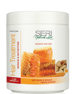 SERI Natural Line Hair Treatment – Repair & Nutrition