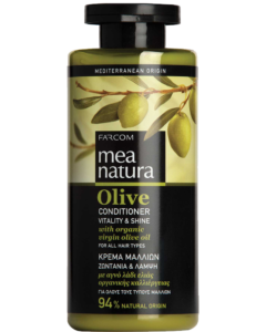 MEA NATURA Oliven-Conditioner Vitality & Shine