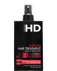 HD INTENSE HAARBEHANDLUNG  Leave-in Spray Mask