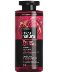 MEA NATURA Granatapfel Shampoo Youth Save