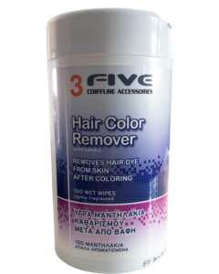 3 Five Hair Color Remover Box 100Stk